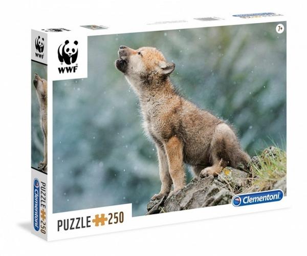 250 Elementów WWF Wilk (29746)