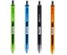Długopis automatyczny Stripes, 0,7mm (201120003)mix kolorów