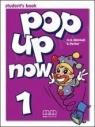 Pop up now 1. Podręcznik. Język angielski. Szkoła podstawowa
