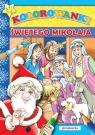 Kolorowanki Świętego Mikołaja