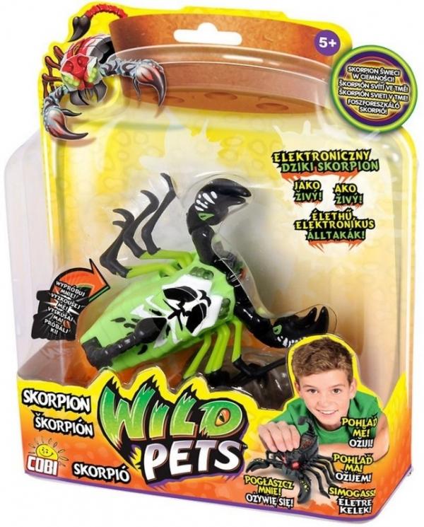 Wild Pets Skorpion, Clawpion (MO-29004-1)