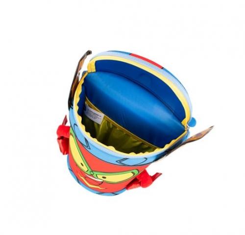 SuperZings Plecak w kształcie postaci KID FURY - Dostępność 7/09