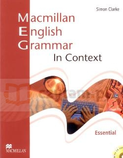 Macmillan English Grammar in Context Essential +CD-Rom no Key Simon Clarke