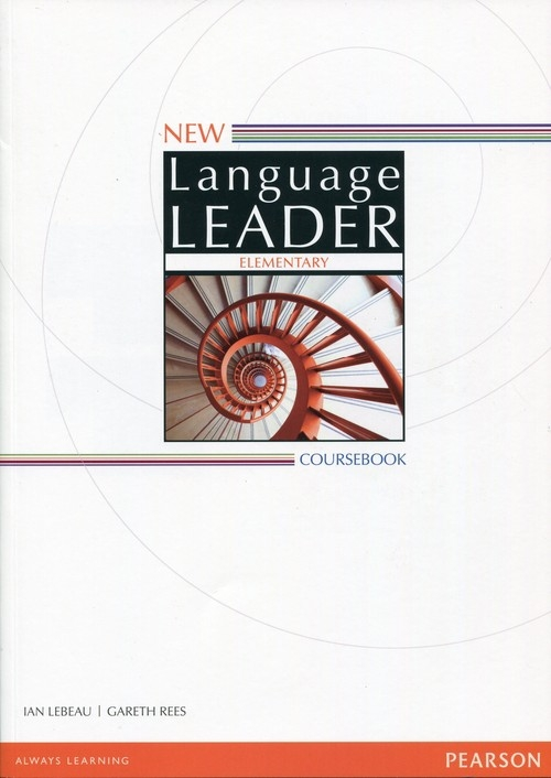 Language Leader New Elementary Coursebook