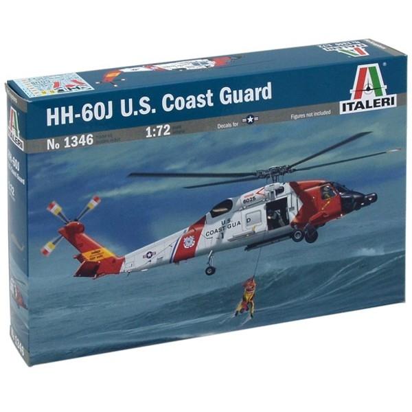ITALERI HH60J U.S.Coast Guard (1346)