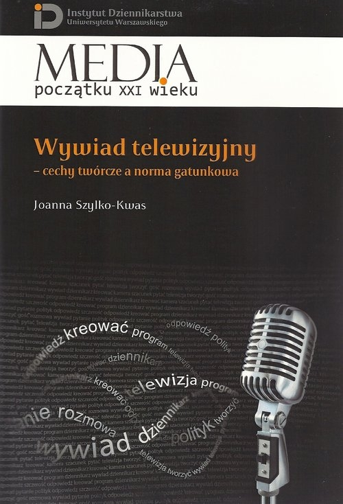 Wywiad telewizyjny Szylko-Kwas Joanna