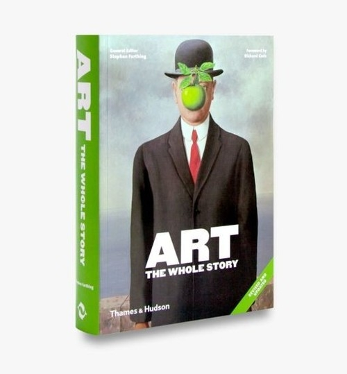 Art: The Whole Story Farthing Stephen, Cork Richard
