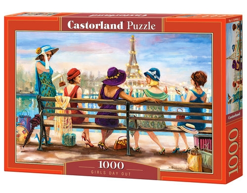 Puzzle 1000: Girls Day Out