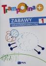 Trampolina + Zabawy grafomotoryczne 1