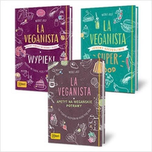 La Veganista / La Veganista Superfood / La Veganista Wypieki Just Nicole