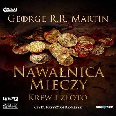 Pieśń lodu i ognia T.3 Nawałnica mieczy cz.2 (2CD) (Audiobook) George R.R. Martin