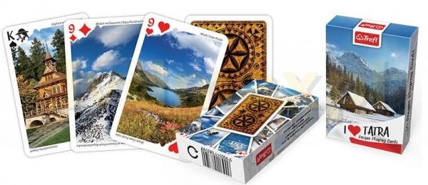 Karty Kocham Tatry Zima