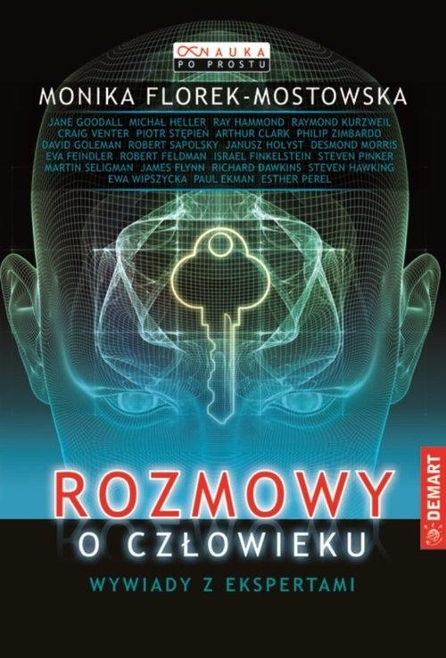Rozmowy o człowieku (Uszkodzona okładka) Florek-Mostowska Monika