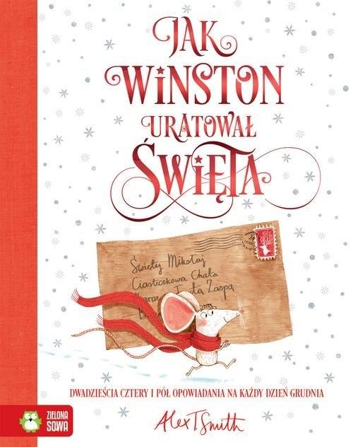 Jak Winston uratował Święta Smith Alex T.