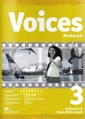 Voices 3 Workbook z płytą CD