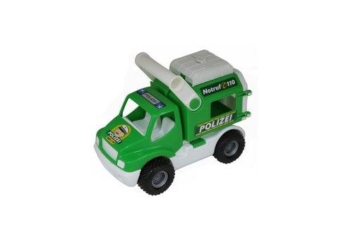 ConsTruck - policja samochód w siatce (0469)