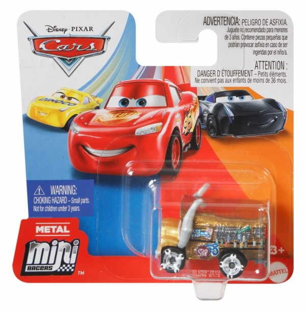 Cars Mikroauto  Blister Miss Fritter (GKF65/GLD62)