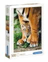 Puzzle HQC 500: Bengal Tiger Cub (35046)