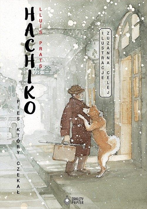 Hachiko Pies, który czekał Prats Lluis