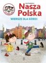 Nasza Polska Wiersze dla dzieci Paszkiewicz Anna