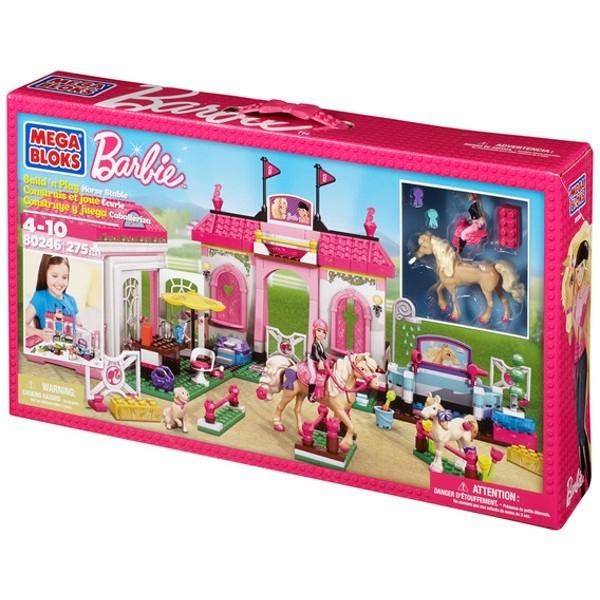 Barbie Stadnina Koni