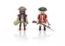 Figurki Duo Pack: Pirat i żołnierz (9446)