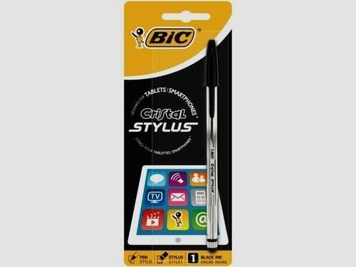 Długopis Cristal Stylus Czarny  Blister 1
