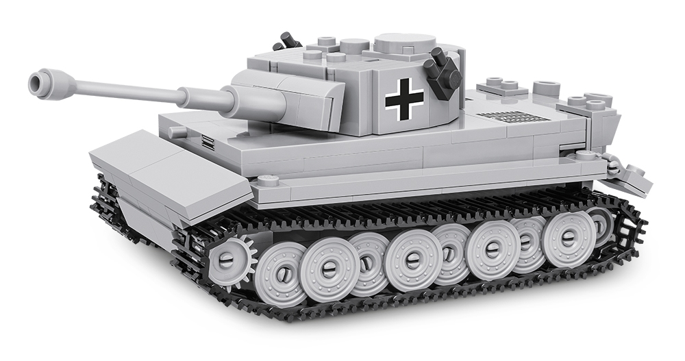 Cobi: Historical collection. World War II. Panzer VI Tiger (2703)