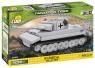Cobi: Historical collection. World War II. Panzer VI Tiger (2703) Wiek: 6+