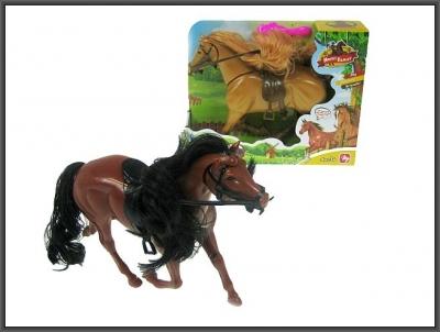 Figurka Koń z ruchomą głową (H12598)