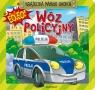 Książeczka małego chłopca Wóz policyjny