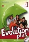 Evolution Plus 1 Książka ucznia z płytą CD