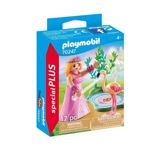 Playmobil Special Plus: Księżniczka z flamingiem (70247)