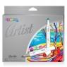 Colorino Artist markery do szkicowania, 12 kolorów (92470PTR)