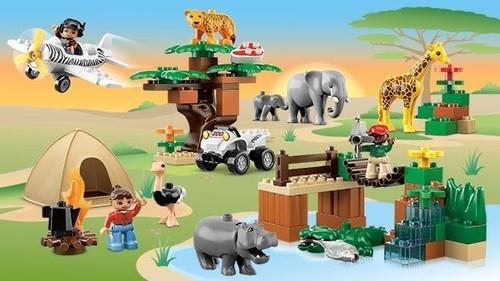 Lego duplo Fotosafari  (6156)