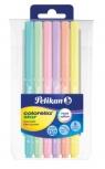 Pisaki Colorella Star C302 Pastelowe - 6szt