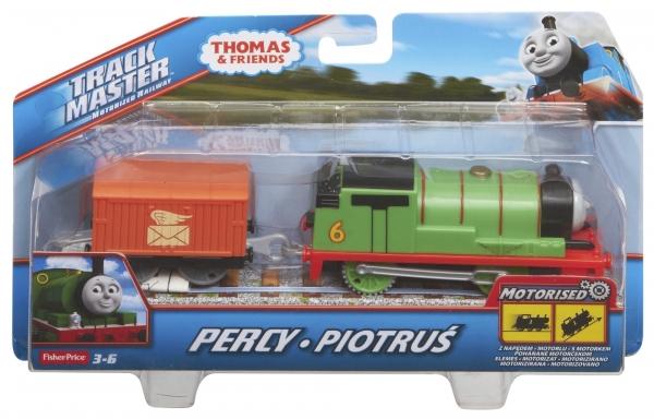 Tomek i Przyjaciele: Lokomotywka Percy z napędem