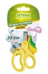 Nożyczki szkolne Cricco Super Ergonomy, 13 cm (CR425)mix kolorów