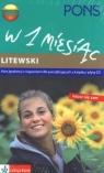 Litewski w 1 miesiąc + CD