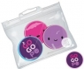 GoGoPo - Gumki do mazania okrągłe