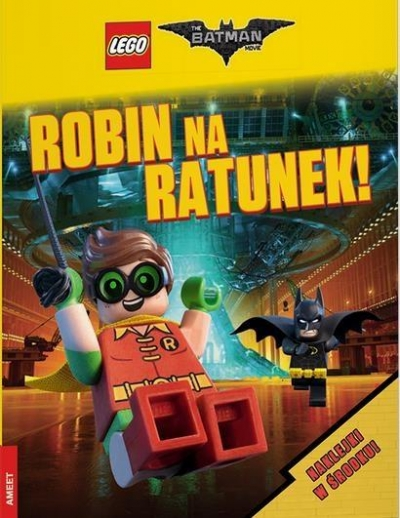 Lego Batman Movie Robin na ratunek (LRR-450)