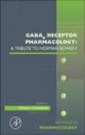 GABAb Receptor Pharmacology T Blackburn