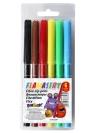 Flamastry Fun&Joy 6 kolorów