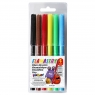 Flamastry Fun&Joy, 6 kolorów (199879)