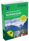 Last Minute audio Rozmówki ze słowniczkiem norweskie