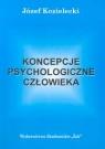 Koncepcje psychologiczne człowieka