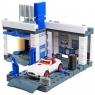 Stacja obsługi Bosch z myjnią i samochodem (8647)