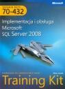 MCTS Egzamin 70-432 Implementacja i obsługa Microsoft SQL Server 2008 + CD