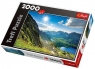 Puzzle Dolina Pięciu Stawów, Tatry 2000 elementów (27047)