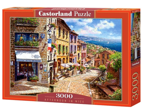 Puzzle Afternoon in Nice 3000 (C-300471)